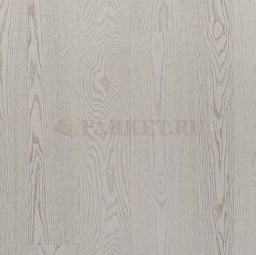 Паркетная доска Floorwood ASH Madison PREMIUM WHITE